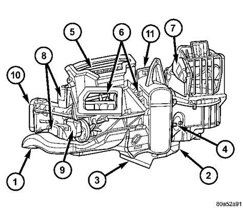 dodge durango heater fan not working dash air flow problem page 2 dodgeforum com