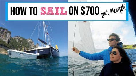 Cost Of Catamaran by 25 Best Catamaran Ideas On Pinterest Sailing Catamaran