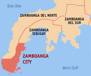 philippines region  map