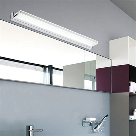Linear Bathroom Lighting by Aliexpress Buy New Novelty 12w 72cm Led