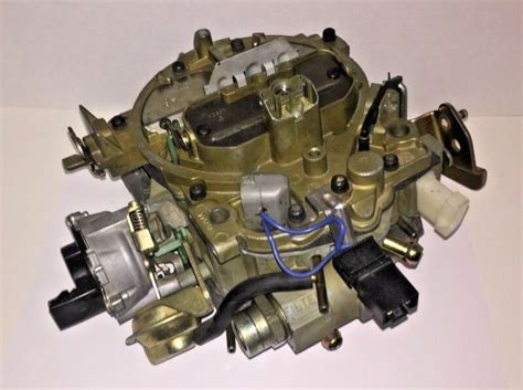 1985 chevy c10 carburetor