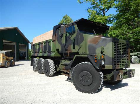 Car And Dump Truck by Bangshift M1070 Oshkosh