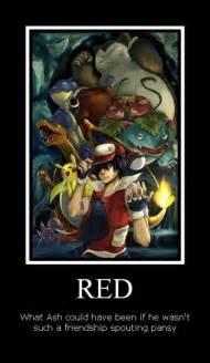 Pokemon Ash Vs. Red