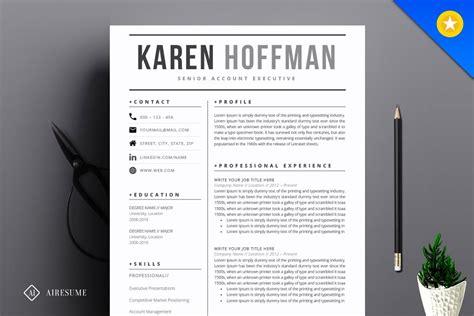 modern busines resume format modern resume template resume templates creative market pro
