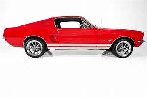 1967 Ford Mustang Fastback 302 Tri-Power 4-Speed