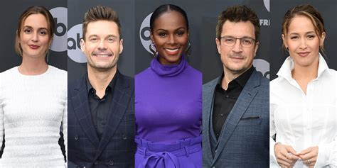 Abc Brought Many Stars The Upfronts