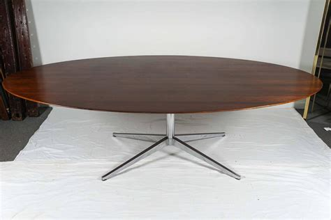 8 foot conference table florence knoll oval rosewood dining table desk