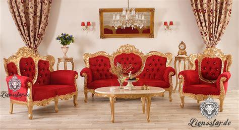 Barock Sofa Set ★