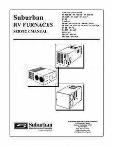 Suburban Rv Furnace Diagram