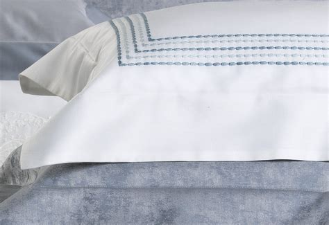 dea sfumature embroidered bedding sfumature sheets
