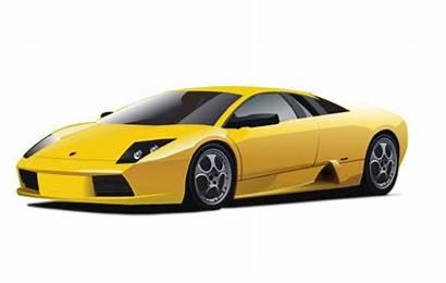Lamborghini Yellow Vector Psd Vectors Freepik