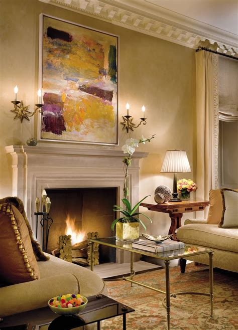Traditional Rooms by Traditional Living Room By Cullman Kravis By