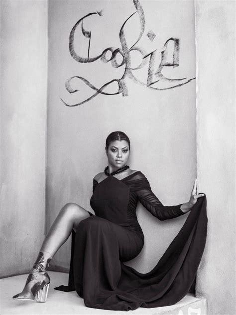 Taraji P. Henson gets Candid for CR Fashion Book; Talks ...