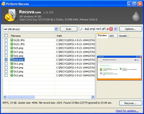 recuva for android recuva portable