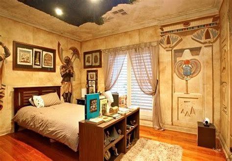 troadoes egyptian theme bedroom decorating ideas