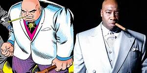 Was Kingpin Originally Going to be Black? | CBR
