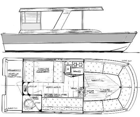 pontoon house boat plans unique house plans