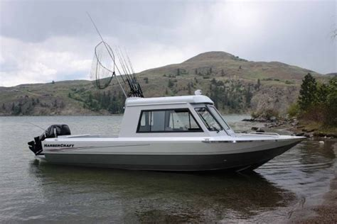 Best Used Boat Site by Research 2011 Harber Craft 2425 Discovery Top On