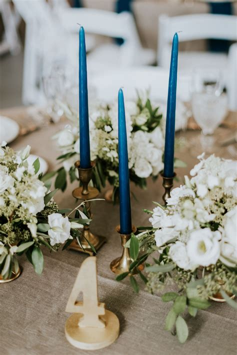 25 Jewel Toned Wedding Centerpieces Sure to Wow Your