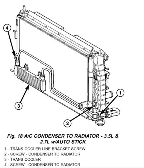 replace  radiator