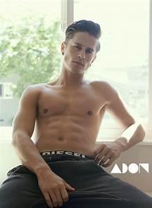 Edwin Uy Fashion Designer Adon Exclusive Model Makar Kilivnik By Edwin J Ortega