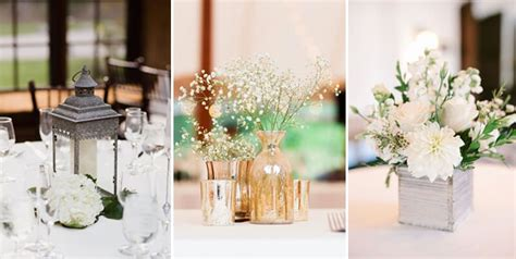 6 Tips to Keeping Your Centerpieces Chic Non floral
