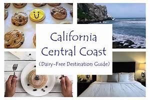 California Central Coast: Views, Wildlife & Dairy Free Eats