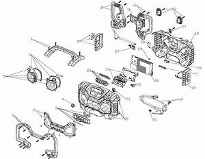 De Walt Parts Diagram Radio  U2022 Downloaddescargar Com