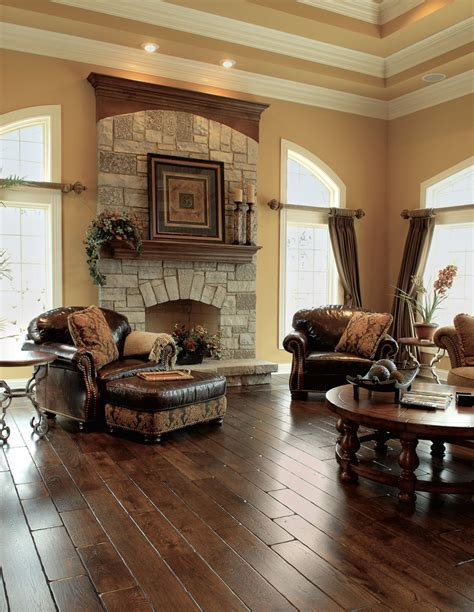 Best 10 Stunning Tuscan Living Room Designs Astonishing