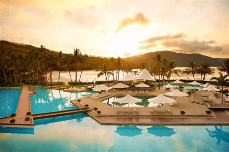 Hayman Island Luxury Hotel In Great Barrier Reef Australia