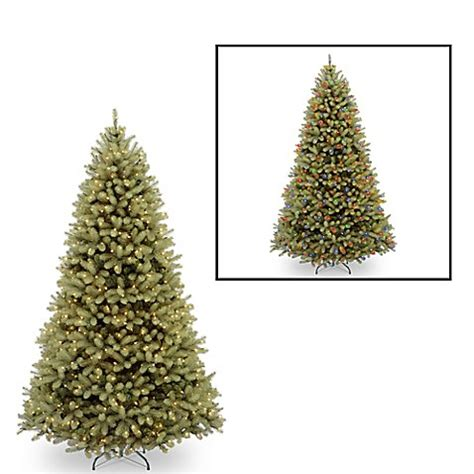 buy national tree 10 foot downswept douglas fir pre lit