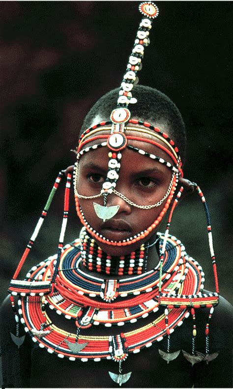 Pics For > Maasai Jewelry Meaning