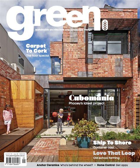 Issue 38 Green Magazine