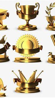3D gold trophys pack 1 - TurboSquid 1154520