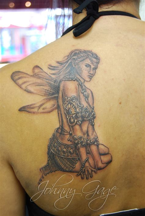fairy tattoo  girls  sheclickcom