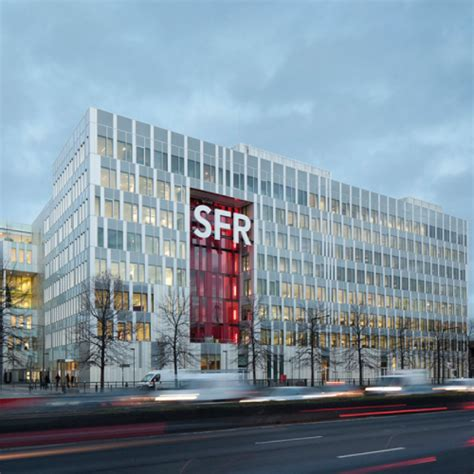 sfr siege réalisations de distech controls à travers le monde