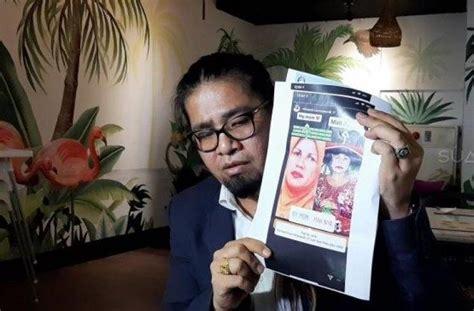 Instagram Dibajak Indra Tarigan Bantah Tudingan Hina Anak