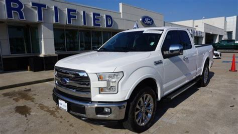 2015 f150 ext cab for 2015 ford f 150 lariat 29312 oxford white extended
