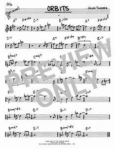 Orbits Sheet Music | Wayne Shorter | Real Book - Melody ...