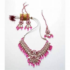 achat parure indienne bijoux mariage bollywood pour femme With bijoux femme mariage