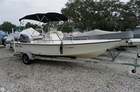 Sea Pro Boats Website by Sea Pro Sv2100 Cc For Sale In Palm Harbor Fl For 15 000