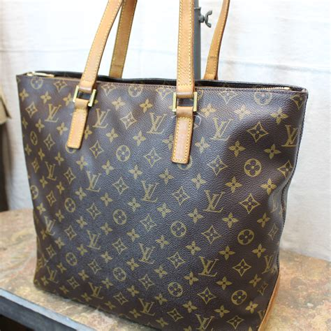 louis vuitton  ar monogram patterned tote bag   france