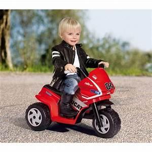 Mini Moto Electrique : peg perego moto electrique enfant 3 roues mini ducati 6 ~ Melissatoandfro.com Idées de Décoration