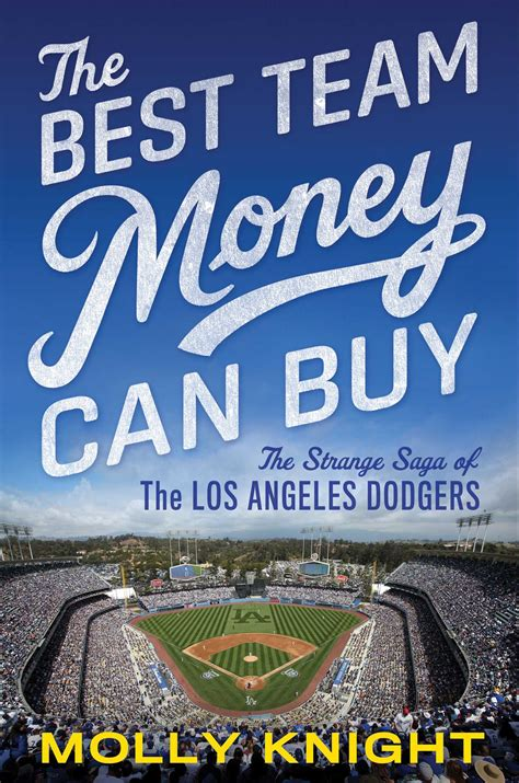 team money books hr dodgers edition