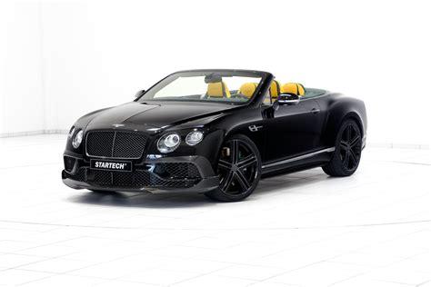 2015 Startech Bentley Continental G-t Convertible Luxury