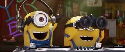 Despicable Minions Villain 80s Giphy Plot Obsessed