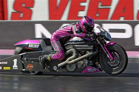 Harley-davidson Secures Nhra Pro Stock Motorcycle Title