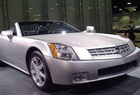 2 Seater Cadillac by 2007 Cadillac Xlr Base Convertible 4 6l V8 Auto