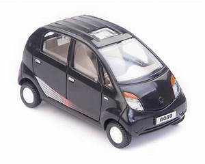 Buy Centy Tata Nano Pullback Car (Black) Online In India
