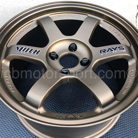 rays  hex lug nut  lock set black lug nut set